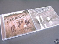 CD X-Perience Lost in Paradise Signiert Hand Signed Limited Bonus MCD Neu