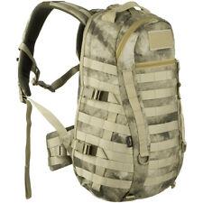 Wisport Caracal Tactical 25L Military Rucksack Hydration Army Bag A-TACS AU Camo