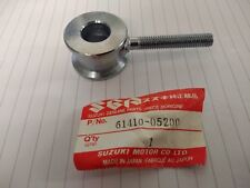 Suzuki DR125S Chain Adjuster 1982-1984 NOS # 61410-05200