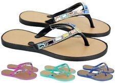 Markenlose-Zehentrenner Schuhe für Mädchen