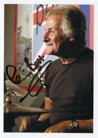 Pete Best (GBR) Schlagzeuger der Beatles 1960-62 original signiert/signed !