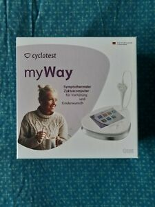 Cyclotest MyWay - Moniteur de fertilité - Neuf - Méthode Sympto-thermique