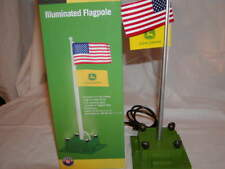 Lionel 6-84306 American & John Deere Flag Pole O 027 MIB 2018 Plug expand play
