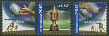 RUGBY WORLD CUP 2003 - MUH SET OF THREE (B28-RR)