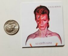 Miniature record album Barbie 1/6  Figure Playscale David Bowie Aladdin Sane