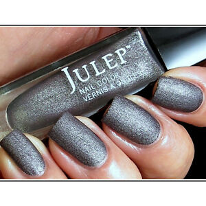 Julep Nail Color- Matte Suede Finish Color: Brit - New/Sealed