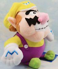 SUPER MARIO BROS. WARIO Peluche Waluigi Plush Bob-omb NINTENDO Boo Peach Luigi