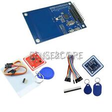 PN532 NFC RFID Reader/Writer Controller Shield KITS für Arduino PN532 Red/Blue