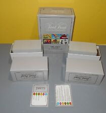 1989 Parker Brothers Trivial Pursuit 1980's 80's Card Set For any Master Game (a