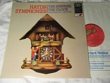 CC7552 HAYDN The Surprise & The Clock Berlin Phil & Karl Richter - NM Contour LP