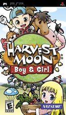 Harvest Moon: Boy & Girl PSP New Sony PSP, Sony PSP