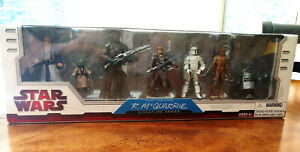 Star Wars Ralph McQuarrie Signature Series Concept Collection 1 Hasbro 2009 NEW