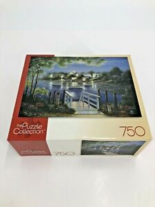 "Sambataro ""Bay Pint Reflections"" 750 Piece Interlocking Pieces 2006 Puzzle"
