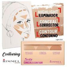 RIMMEL INSTA CONCEAL & CONTOUR Corrector iluminador Paleta Contouring Light 010