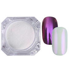 Nail Mirror Glitter Powder Chrome Nail Art Manicure Pigment  BORN PRETTY Dust #4
