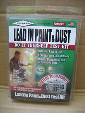NEW!!! PRO-LAB Lead In Paint And Dust Test Kit LP106 - Protect Your Family