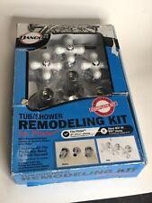 DANCO Porcelain Cross-Handle Bathtub and Shower Faucet Rebuild Kit 39696