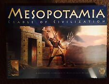 Mesopotamia Cradle of Civilization Board Game New & Sealed PHA6016 10+