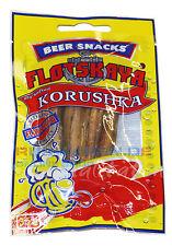 Korushka getroknet Fisch Snack Корюшка сушеная 35g