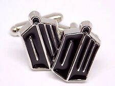 Men's Doctor Who Tardis Alloy Cufflinks, Gift Boxed!