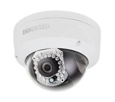 3MP FullHD PoE Dome Netzwerkkamera INKOVIDEO V-111HD IP Überwachungskamera IR