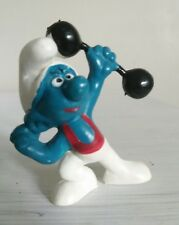 Vintage Hefty  Smurf  Peyo  #20020