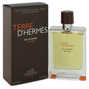 Terre D Hermes Eau Intense Vétiver Spray