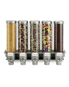 Rosseto MultiCone Wall-Mounted Dispensers 5 Containers