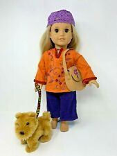 Retired American Girl Julie Doll, Outfits and Accessories-2008-By the Piece