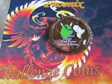 CJTF-HOA J2 Intel Coin By Phoenix Challenge Coins