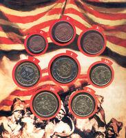 Cataluña  2016 Cartera con 8 valores @@ Pruebas @ Novedad Noviemb @ 3ª Emisión @