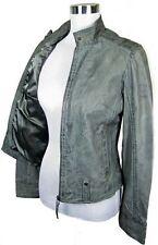 Jacken aus Leder