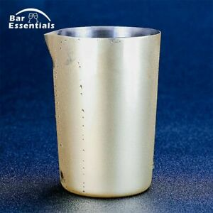 Stainless Steel 500ml Mixing Glass Stirring Tin Preferred By Pros And Amateurs