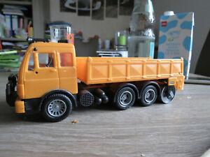 Dickie Toys Baustellen LKW
