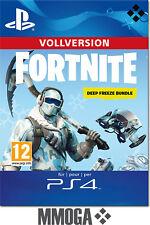 [PS4] Fortnite Deep Freeze Bundle - Playstation 4 Spiel Download Code - EU NUR