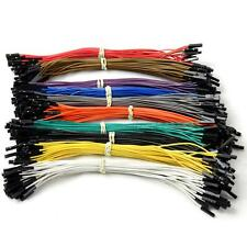 40pcs20cm female to female Dupont cable Dupont Wire Color Jumper Fr Arduino OT8G