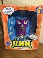 2014 French Speaking Magic Jinn Hasbro Mind-Reading Fun Great Interactive Toy