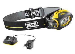 Lampe Frontale Rechargeable Petzl Pixa 3R Neuf