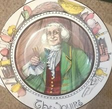 Royal Doulton The Squire Plate England