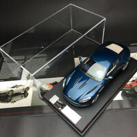 Frontiart FA 1:18 Aston Martin DB11 Blue Car Model Toy Vehicles Model W/Case Car