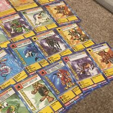Digimon Battle Series 1 Trading Cards - 1999 Various Bundle