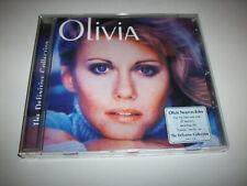 OLIVIA NEWTON-JOHN : THE DEFINITIVE COLLECTION CD