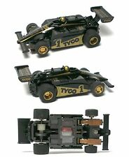 1987-88 TYCO #1 Mail In Promo Indy F1 440-X2 HO Slot Car Unused Diehard 8974 A++