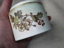 RARE ANTIQUE HANDPAINTED SMALL POT NO LID WILTSHAW & ROBINSON SWALLOW MARK S 805