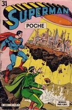 Comics Français  SAGEDITION  Superman Poche  N° 31