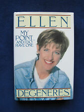 My Point & I Do Have One by Ellen Degeneres - PETE FOUNTAIN'S Copy SIGNED by Him