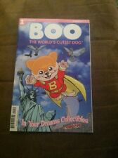 BOO THE WORLD'S CUTEST DOG  # 1 NEW YORK COMIC CON VARIANT!