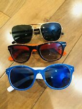 Lot Of Kids Sunglasses Espirit D&G Juicy Couture Designer Black Blue Orange Gold