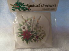 Nautical Christmas Ornament Sandollor