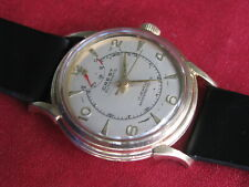 Vintage Crest Automatic Wrist Watch w/Power Reserve Indicator, ca 1950s